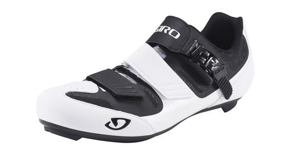 Giro Apeckx II schoenen Heren wit/zwart